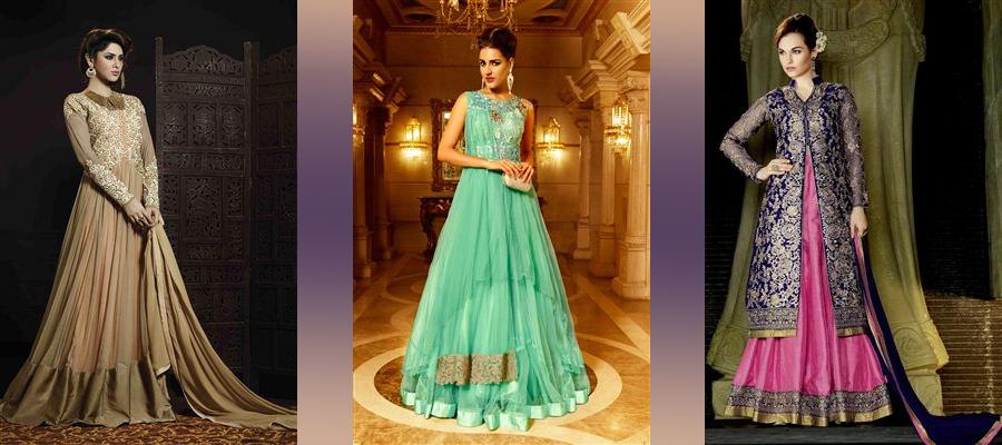 Anarkali Salwar Kameez – A Hot Fashion Trend for WomenSareesBazaar.co.nz Blog